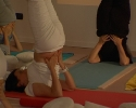 Yoga in interno